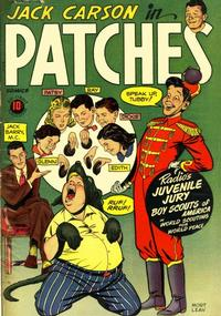 Cover Thumbnail for Patches (Orbit-Wanted, 1945 series) #10