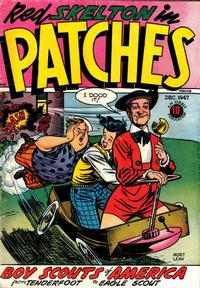 Cover Thumbnail for Patches (Orbit-Wanted, 1945 series) #11