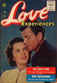 Cover Thumbnail for Love Experiences (Ace Magazines, 1951 series) #38 [June]