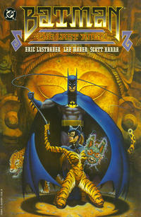 Cover Thumbnail for Batman: The Last Angel (DC, 1994 series)