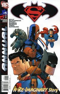 Cover Thumbnail for Superman / Batman Annual (DC, 2006 series) #1