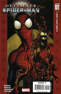 Cover Thumbnail for Ultimate Spider-Man (Marvel, 2000 series) #101