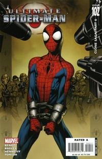 Cover Thumbnail for Ultimate Spider-Man (Marvel, 2000 series) #102