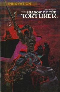 Cover Thumbnail for Gene Wolfe's The Shadow of the Torturer (Innovation, 1991 series) #2