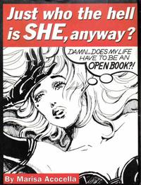 Cover Thumbnail for Just Who the Hell Is SHE, Anyway? (Harmony Books, 1994 series)