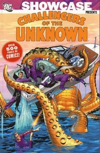 Cover Thumbnail for Showcase Presents: Challengers of the Unknown (DC, 2006 series) #1