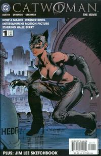 Cover Thumbnail for Catwoman: The Movie (DC, 2004 series) #1