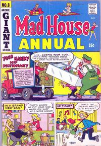 Cover Thumbnail for Mad House Annual (Archie, 1970 series) #8