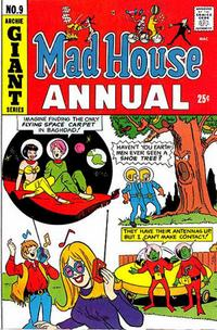 Cover Thumbnail for Mad House Annual (Archie, 1970 series) #9