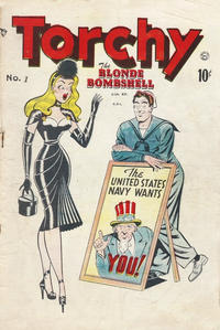 Cover Thumbnail for Torchy (Bell Features, 1949 series) #1
