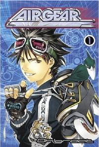 Cover Thumbnail for Air Gear (Random House, 2006 series) #1