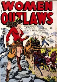 Cover Thumbnail for Women Outlaws (Fox, 1948 series) #2