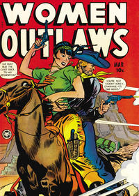 Cover Thumbnail for Women Outlaws (Fox, 1948 series) #5