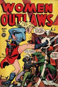 Cover Thumbnail for Women Outlaws (Fox, 1948 series) #6