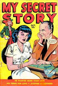 Cover Thumbnail for My Secret Story (Fox, 1949 series) #26