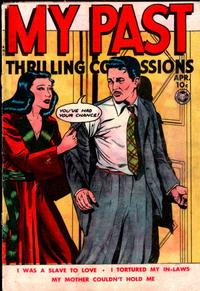 Cover Thumbnail for My Past Thrilling Confessions (Fox, 1949 series) #11