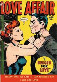 Cover Thumbnail for My Love Affair (Fox, 1949 series) #5