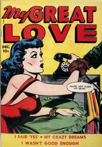 Cover Thumbnail for My Great Love (Fox, 1949 series) #2