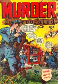 Cover Thumbnail for Murder Incorporated (Fox, 1948 series) #11