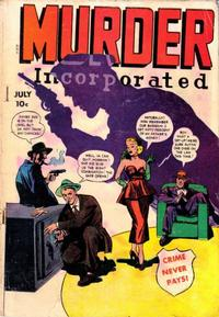 Cover Thumbnail for Murder Incorporated (Fox, 1948 series) #12