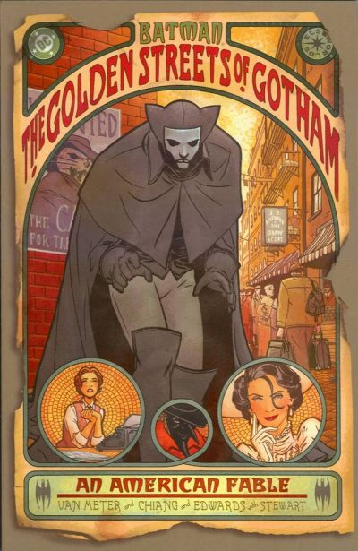 Cover for Batman: Golden Streets of Gotham (DC, 2003 series)