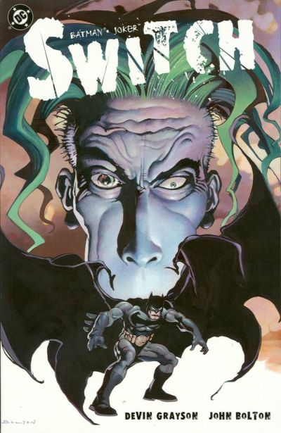 Cover for Batman / Joker: Switch (DC, 2003 series) #1
