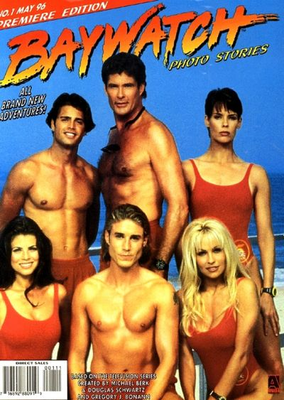 Cover for Baywatch Comic Stories (Acclaim / Valiant, 1996 series) #1