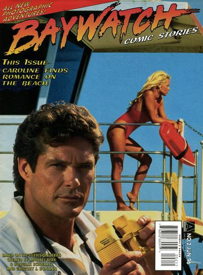 Cover for Baywatch Comic Stories (Acclaim / Valiant, 1996 series) #2