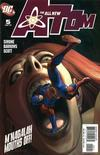 Cover for The All New Atom (DC, 2006 series) #5