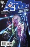 Cover for The All New Atom (DC, 2006 series) #8