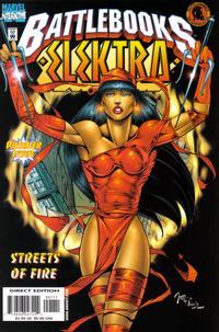 Cover Thumbnail for Elektra Battlebook: Streets of Fire (Marvel, 1998 series)