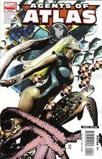 Cover Thumbnail for Agents of Atlas (Marvel, 2006 series) #4