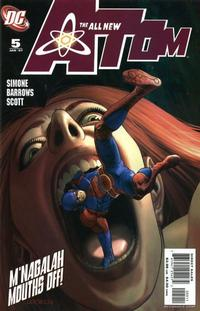 Cover Thumbnail for The All New Atom (DC, 2006 series) #5