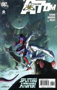 Cover Thumbnail for The All New Atom (DC, 2006 series) #6