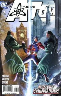 Cover Thumbnail for The All New Atom (DC, 2006 series) #7
