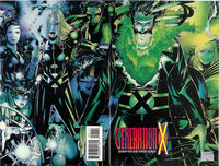 Cover Thumbnail for Generation X Ashcan Edition (Marvel, 1994 series)  [75¢ Edition]