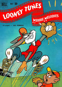 Cover Thumbnail for Looney Tunes and Merrie Melodies (Dell, 1950 series) #115