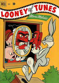 Cover Thumbnail for Looney Tunes and Merrie Melodies (Dell, 1950 series) #121