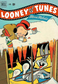 Cover Thumbnail for Looney Tunes and Merrie Melodies (Dell, 1950 series) #123