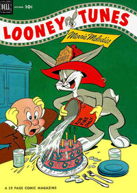 Cover Thumbnail for Looney Tunes and Merrie Melodies (Dell, 1950 series) #132
