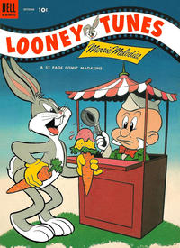 Cover Thumbnail for Looney Tunes and Merrie Melodies (Dell, 1950 series) #144