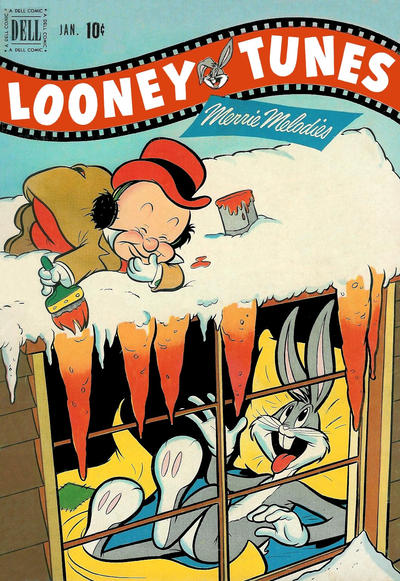 Cover for Looney Tunes and Merrie Melodies (Dell, 1950 series) #123
