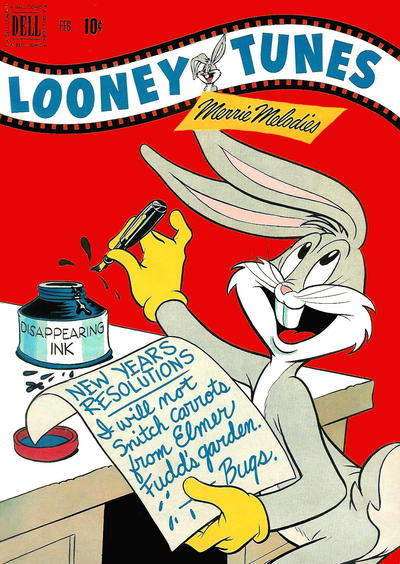 Cover for Looney Tunes and Merrie Melodies (Dell, 1950 series) #124