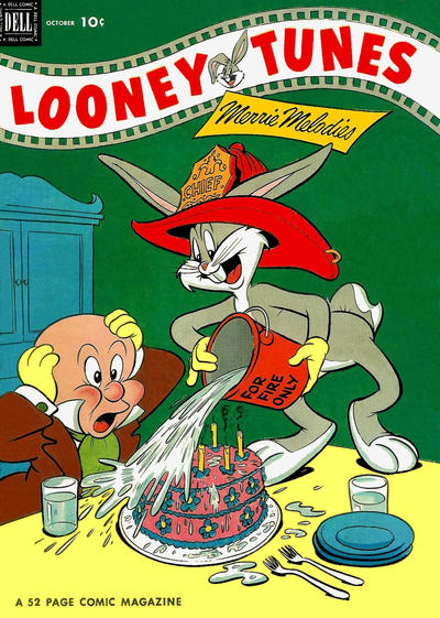 Cover for Looney Tunes and Merrie Melodies (Dell, 1950 series) #132