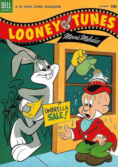 Cover for Looney Tunes and Merrie Melodies (Dell, 1950 series) #145