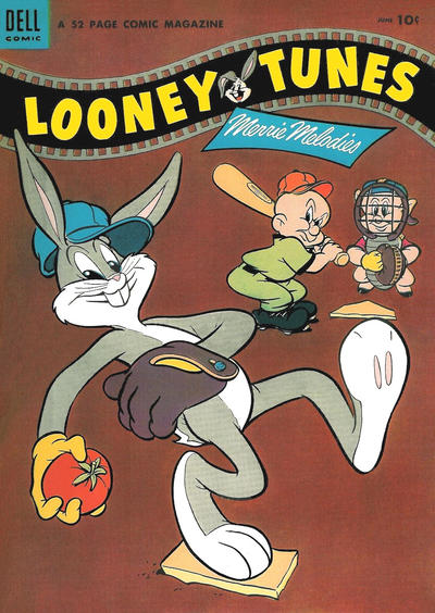 Cover for Looney Tunes and Merrie Melodies (Dell, 1950 series) #152