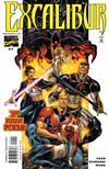Cover for Excalibur (Marvel, 2001 series) #1