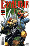 Cover for Excalibur (Marvel, 2001 series) #2