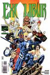 Cover for Excalibur (Marvel, 2001 series) #4