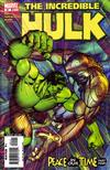 Cover for Incredible Hulk (Marvel, 2000 series) #91 [Direct Edition]